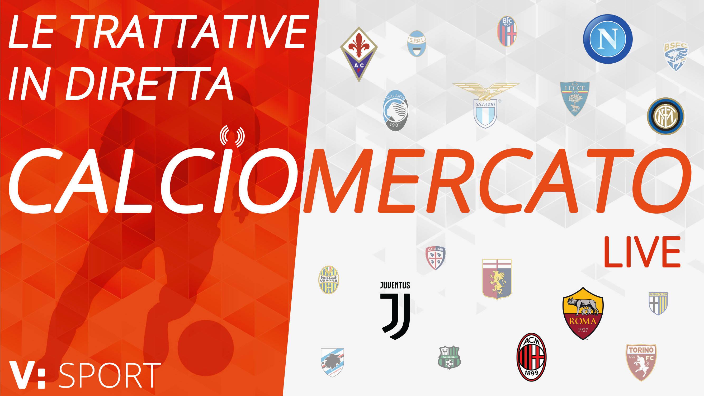 Calciomercato 2019: tutte le trattative e news del 9 luglio 2018 ...