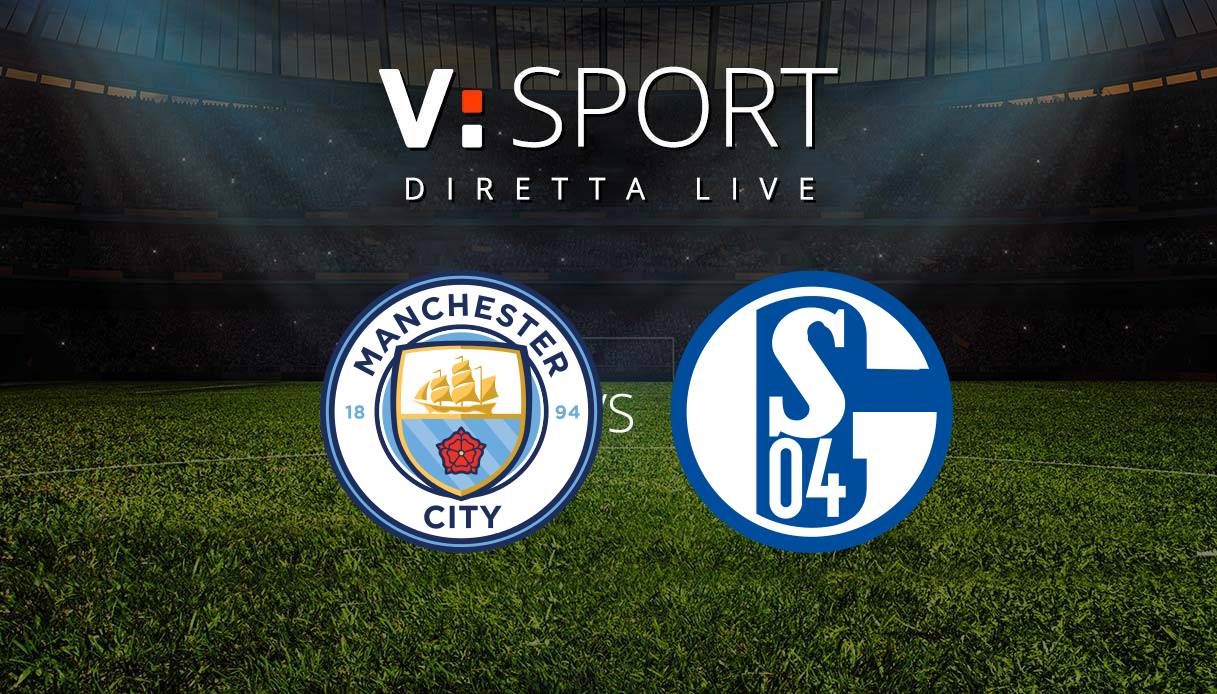 Man. City - Schalke Live