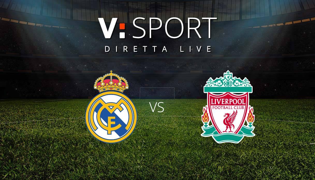 Real Madrid vs Liverpool Liga Champions Malam Ini, Link ...  |Real Madrid- Liverpool
