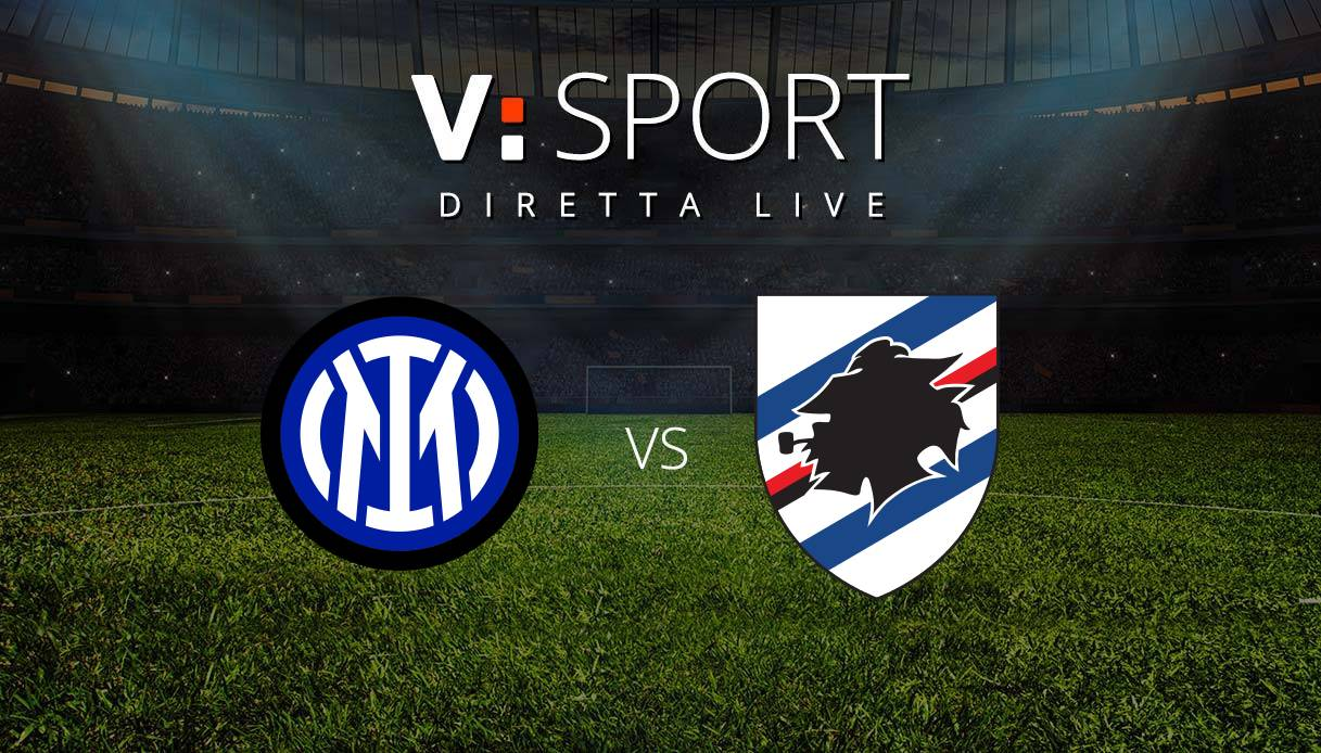 Inter - Sampdoria Live