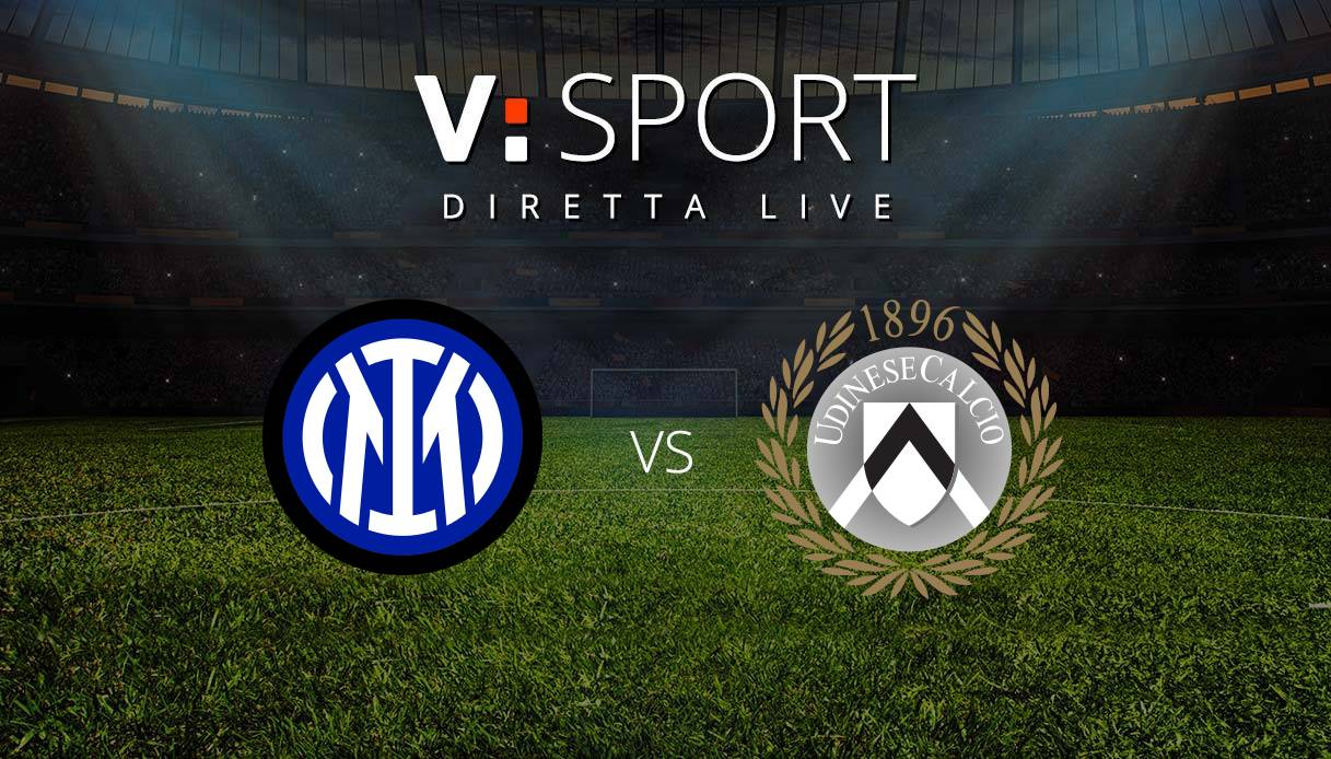 Inter - Udinese Live