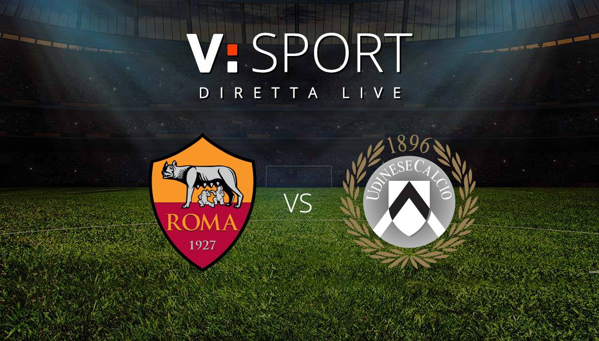 Roma - Udinese Live