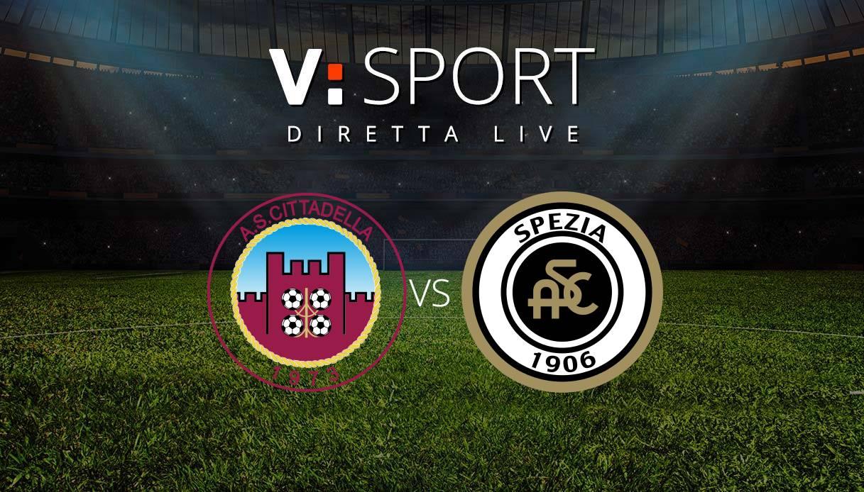Calendario Spezia Calcio.Cittadella Spezia 0 3 Serie B 2019 2020 Risultato Finale