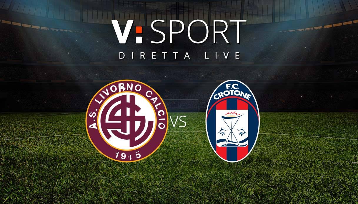 Livorno - Crotone Serie B 2019/2020. Diretta Live, orario ...