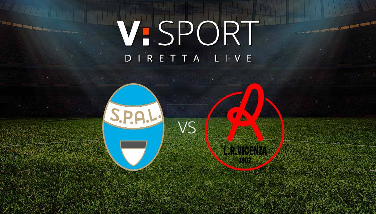 SPAL - Vicenza Live