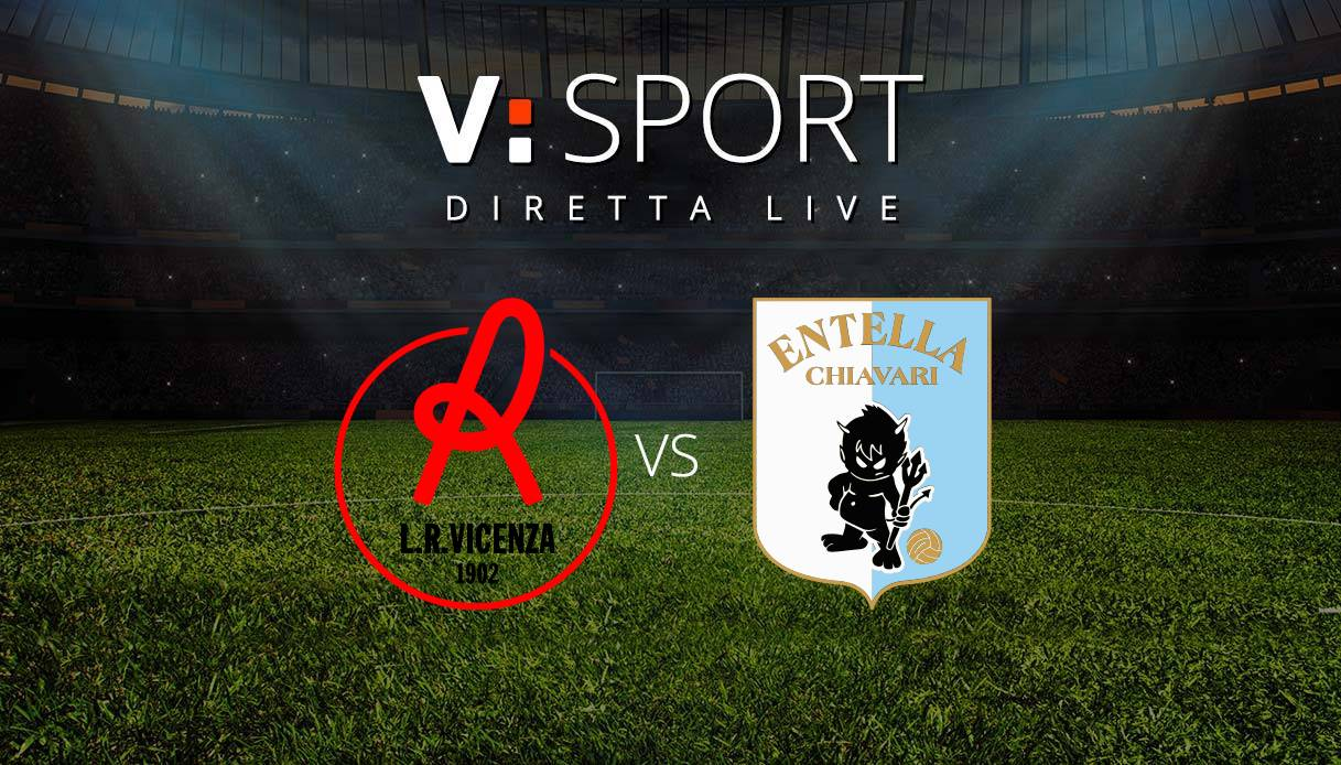 Vicenza - Virtus Entella Live