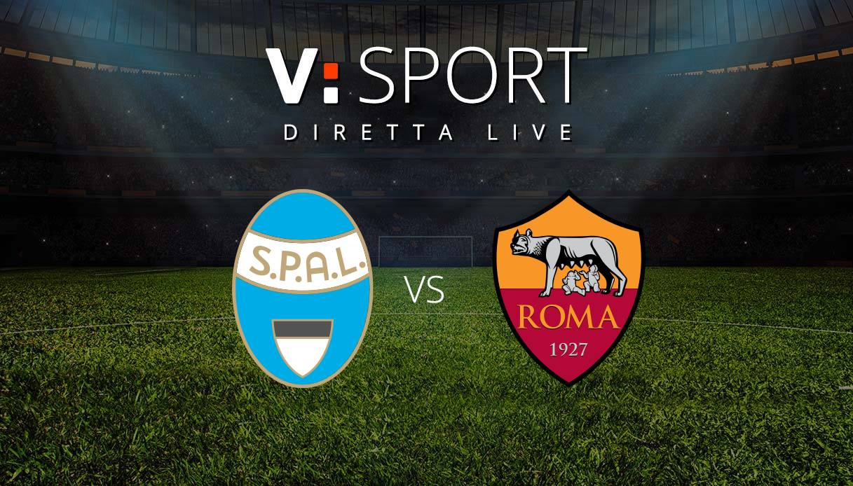 SPAL - Roma Live