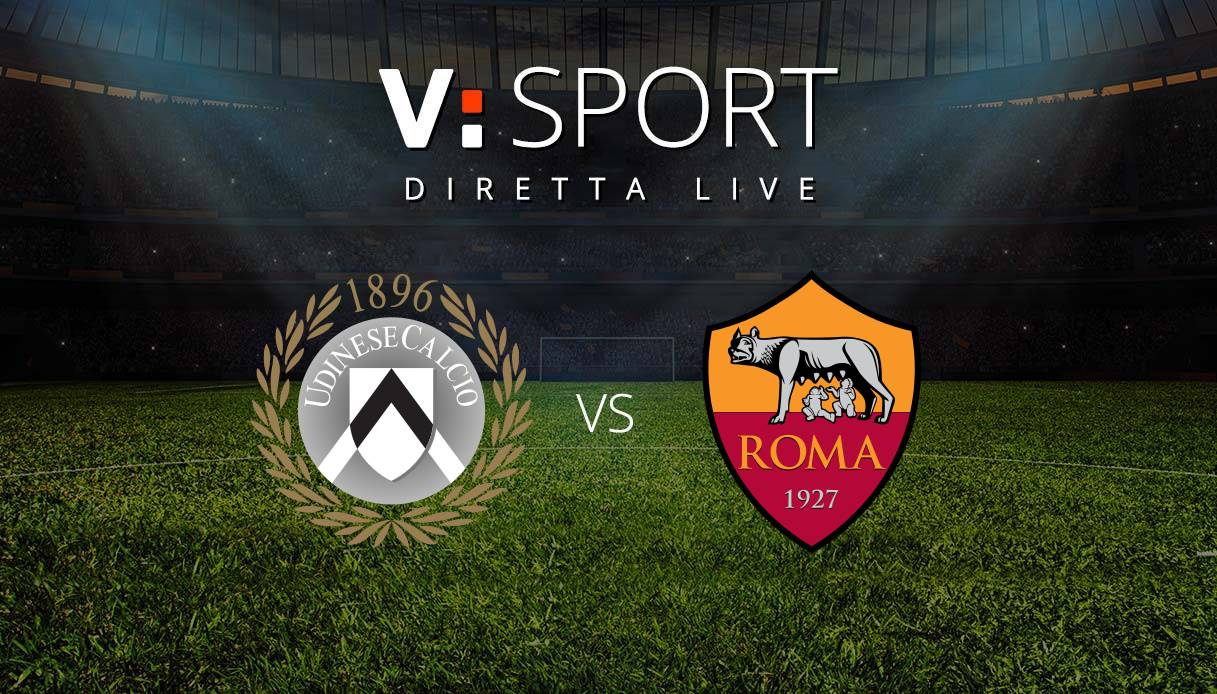 Udinese - Roma Live